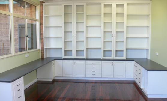 Home Office Ideas by Merlin Cabinets