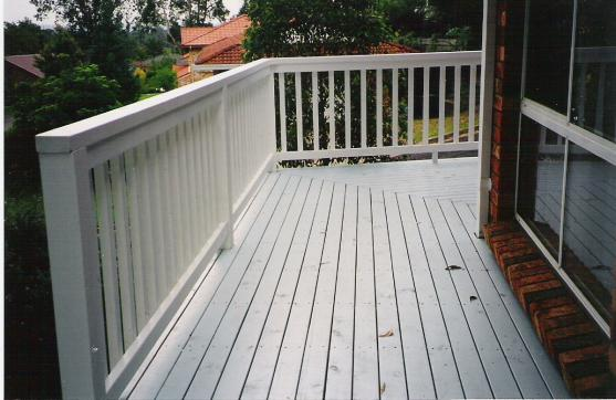 Elevated Decking Ideas by Spannenberg & Son Pty Ltd