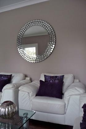Mirror Designs  by Creative Style Interior Design | Jenny Williams