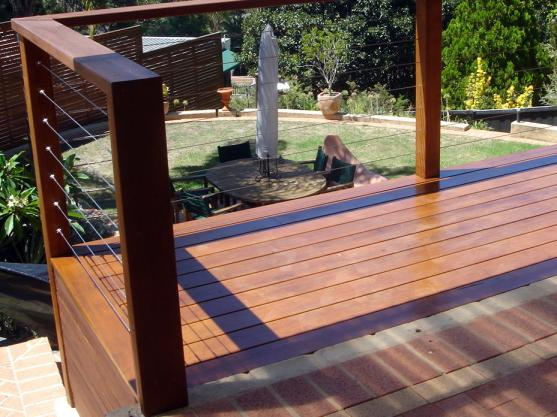 Elevated Decking Ideas by BBM Constructions