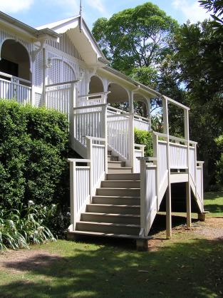 Balustrade Designs by Croft Architects