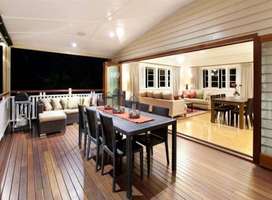 Composite Decking Designs by Croft Architects