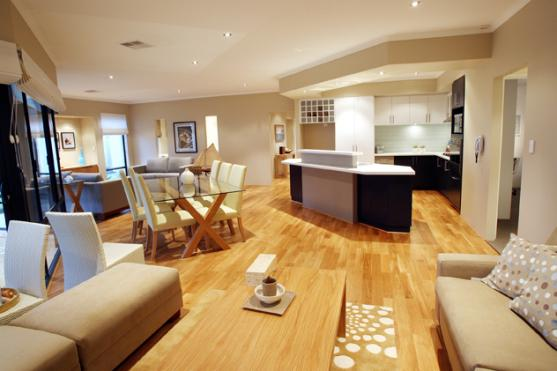 Timber Flooring Ideas by Ross North Homes