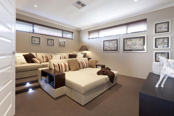 Man Cave Ideas by Ross North Homes
