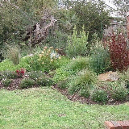 Garden design ideas get inspired by photos of gardens for Native plant garden designs