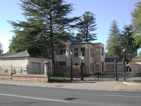 Driveway Gate Designs by Aura Prestige Homes