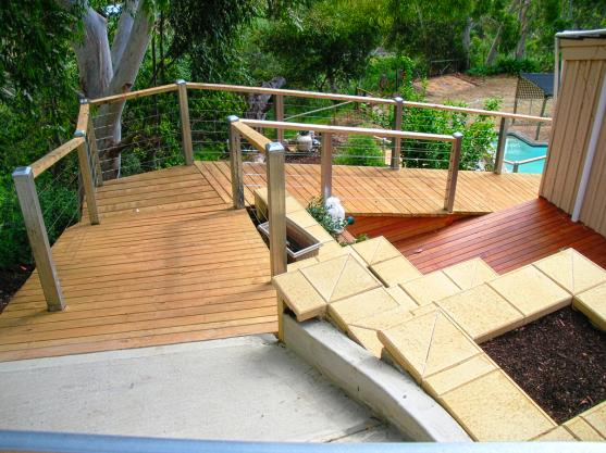 Decks by New Creation Group Pty Ltd