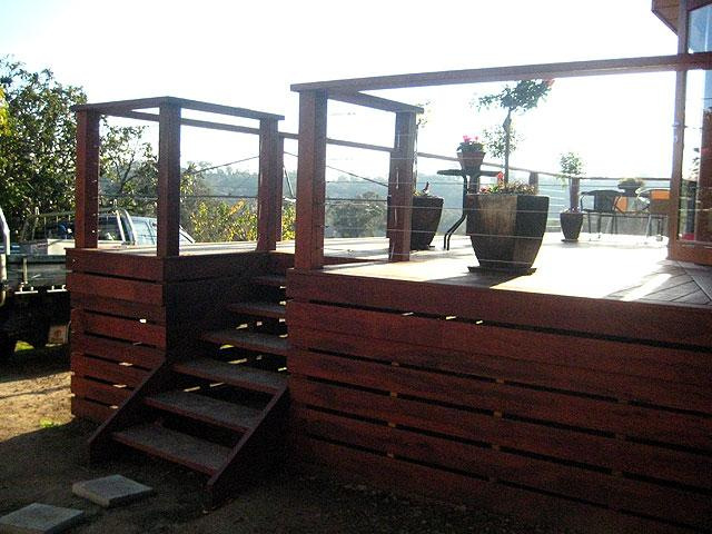 Elevated Decking Ideas by Beowulf Builders & Carpenters