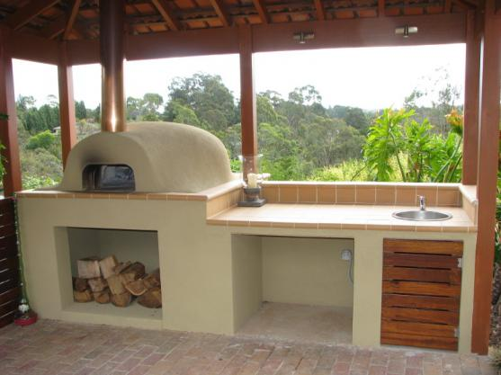 Outdoor Kitchen Design Ideas - Get Inspired by photos of Outdoor ...