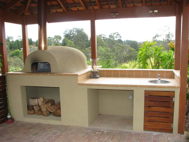Outdoor kitchens inspiration le panyol australia for Outdoor kitchen australia