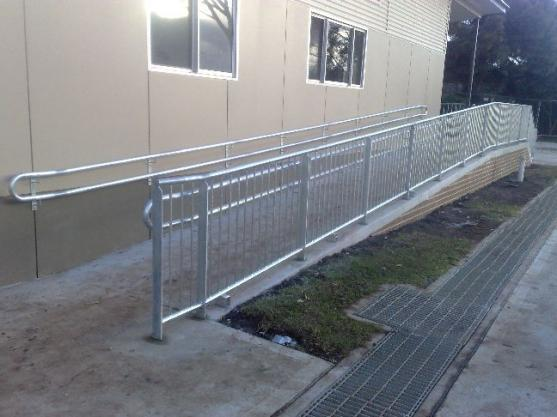 Handrail Design Ideas by Canterbury Steel Works