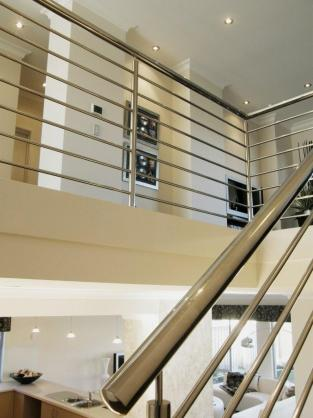 Handrail Design Ideas by Rick Jaworski Interior Designer