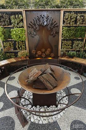 Fire Pit Design Ideas Get Inspired By Photos Of Fire