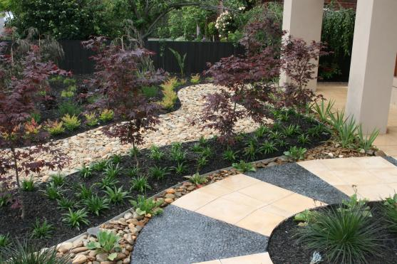 Paving Ideas by Paal Grant Designs in Landscaping