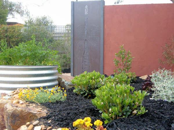 garden art inspiration - paal grant designs in landscaping