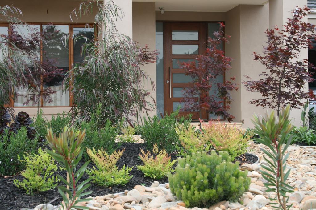Gardens inspiration paal grant designs in landscaping for Australian native garden design ideas
