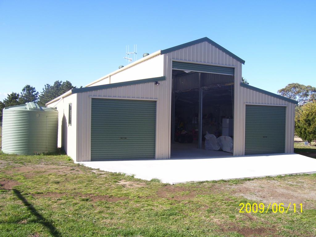 American Barn Galleries Canberra Fair Dinkum Sheds