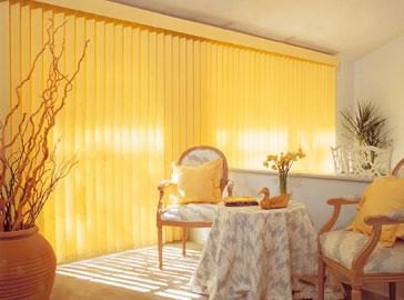 Vertical Blind Designs by Dezine-A-Blinds