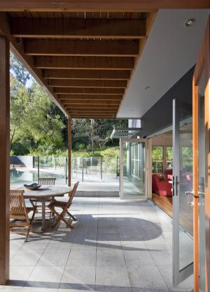Patio Ideas by Bijl Architecture