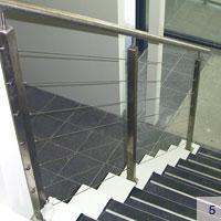 Handrail Design Ideas by Stainless Steel Worx