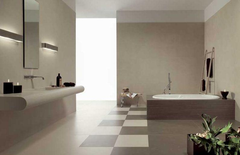 Bathroom Tile Design Ideas by Rocks On - Hard Surface Solutions