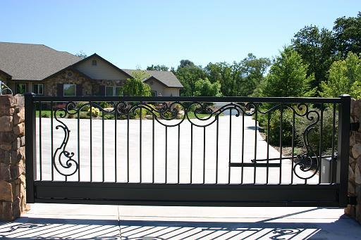 Driveway Gate Designs by Auto Gates and Fencing