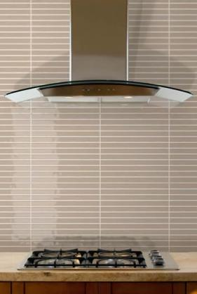 Rangehood Ideas by Ital Ceramics