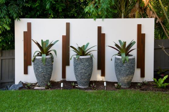 Garden Art Ideas by Utopia Landscape Design