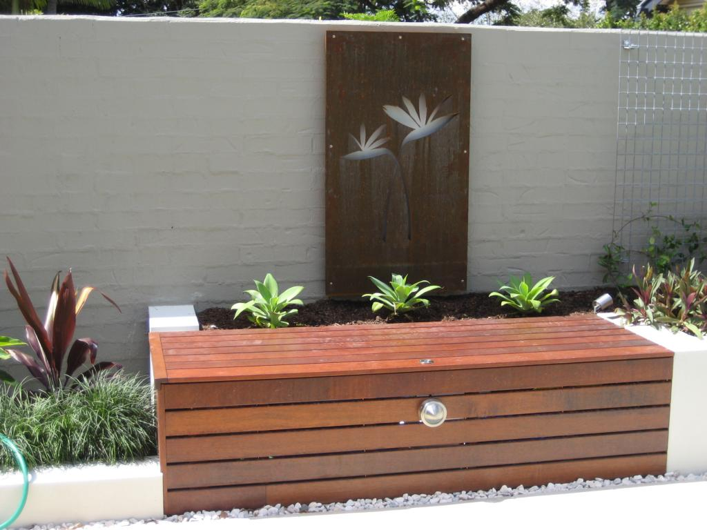 Garden design ideas get inspired by photos of gardens for Space landscape construction adelaide