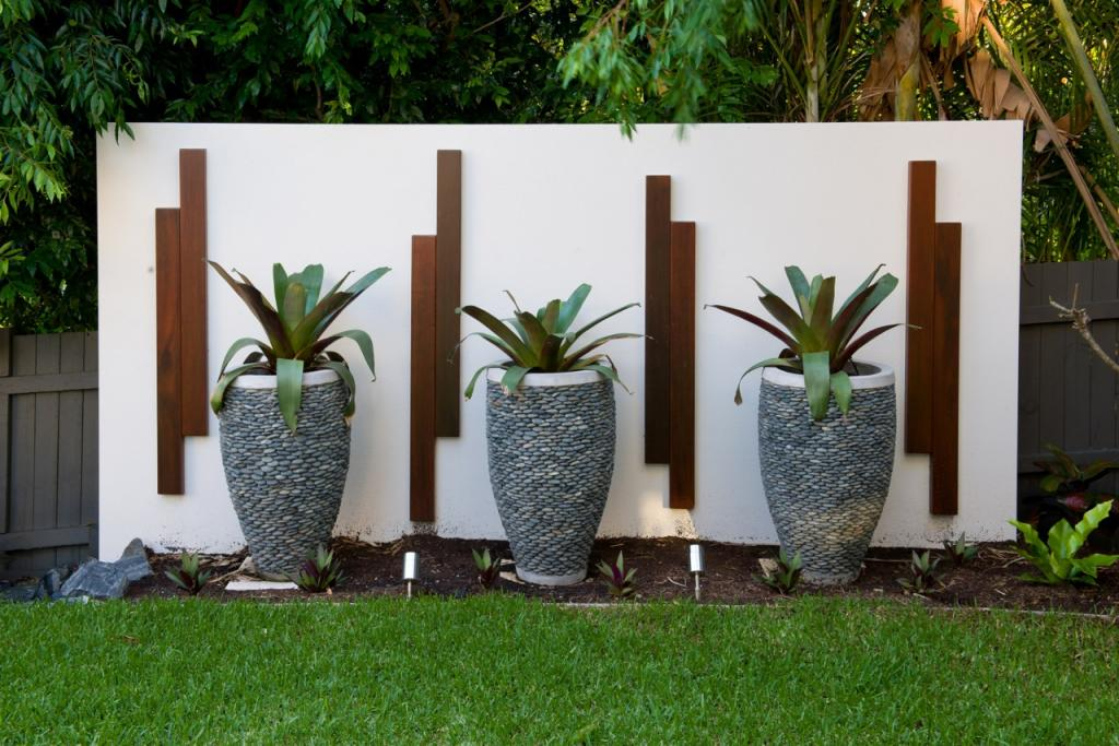 Style ideas garden art landscaping ideas utopia for Australian garden designs pictures