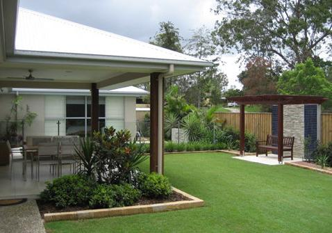 Inspiration utopia landscape design australia for Queensland garden design