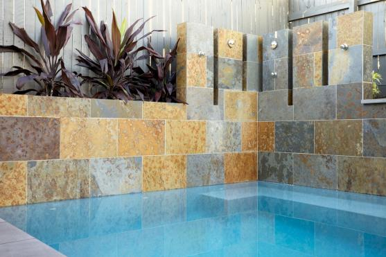 Outdoor Tile Designs by Utopia Landscape Design