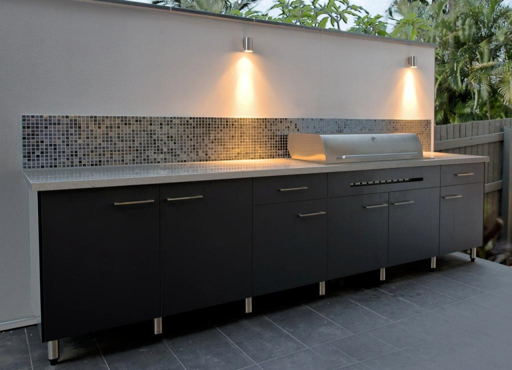 How To Build Outdoor Kitchens In The Garden Hipages Com Au