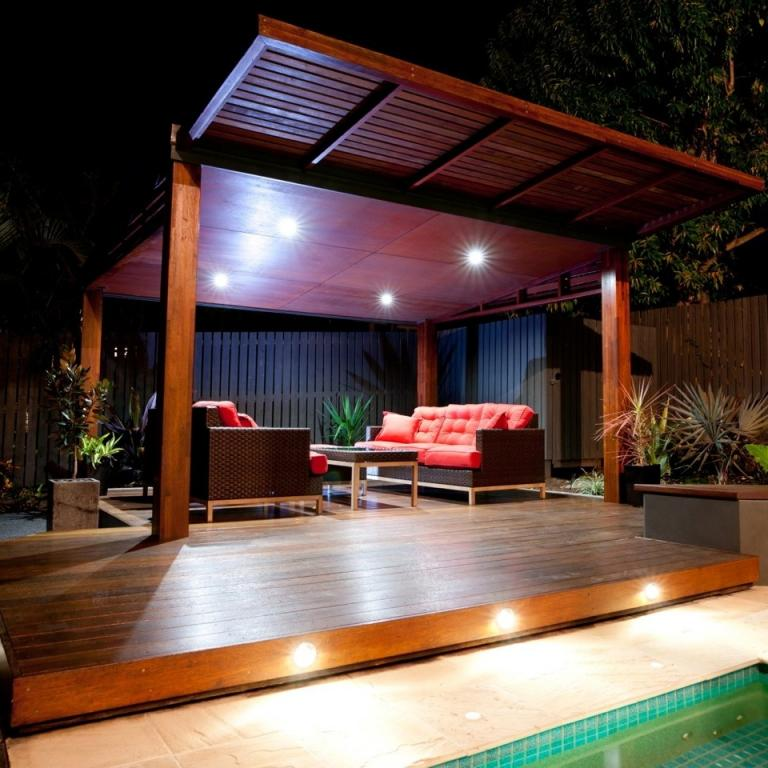 Local gazebo find the experts 3 free quotes available for Pool design with gazebo