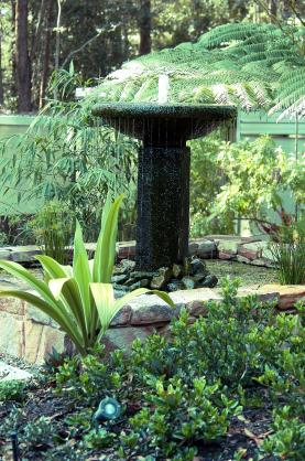 Water Feature Ideas by Tom Robinson Living Landscapes
