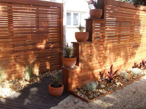Fence Designs by Tintuppa Landscapes