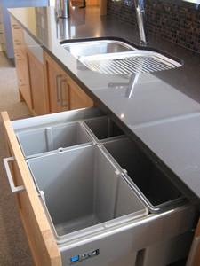 Kitchen Bins Inspiration Classic Cabinetry Australia