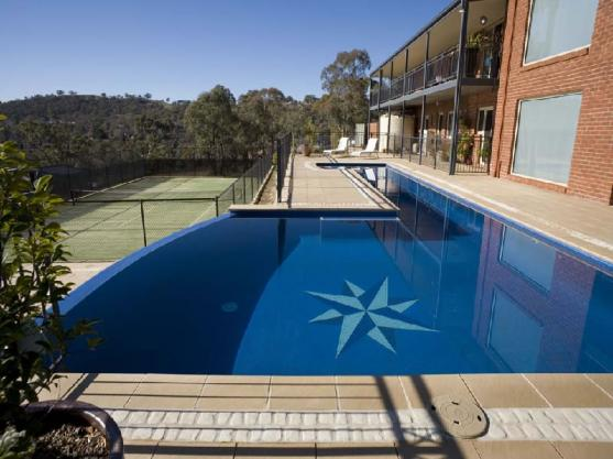 Get inspired by photos of pools from australian designers for Pool design concepts