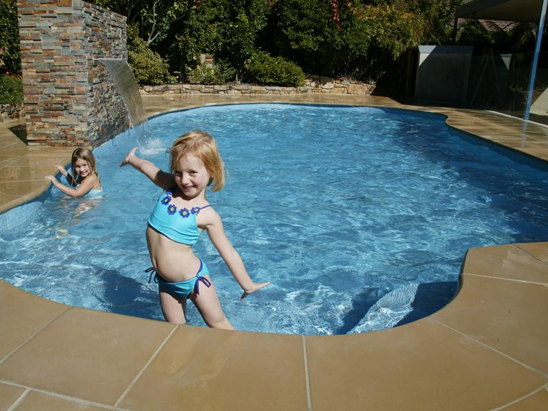 Pools inspiration fluid concept pools australia for Inspiration pool cleaner