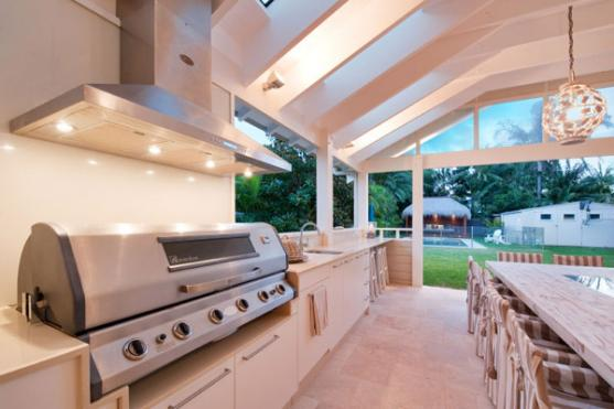 Outdoor Kitchen Ideas by StepUP Constructions