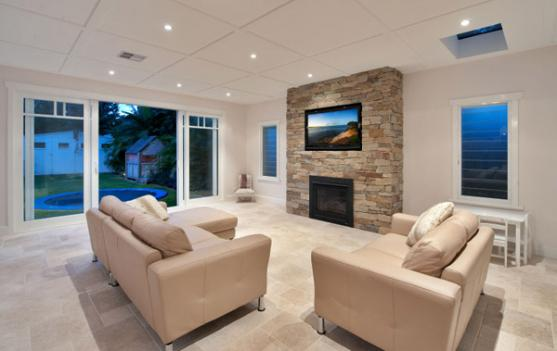 Living Room Ideas by StepUP Constructions