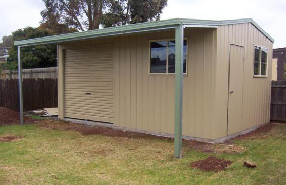 Shed Designs by B & G Sheds