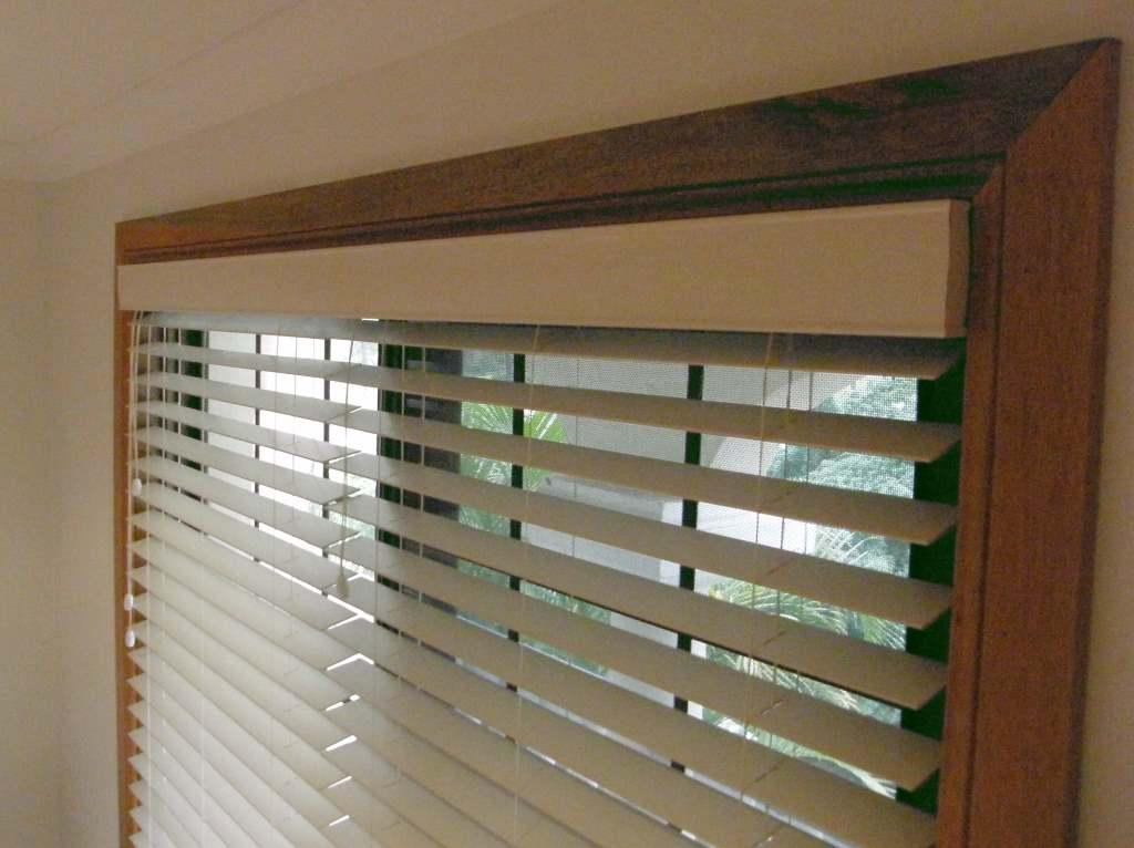 Wood faux wood venetians galleries ideal blinds - Home decorators faux wood blinds gallery ...