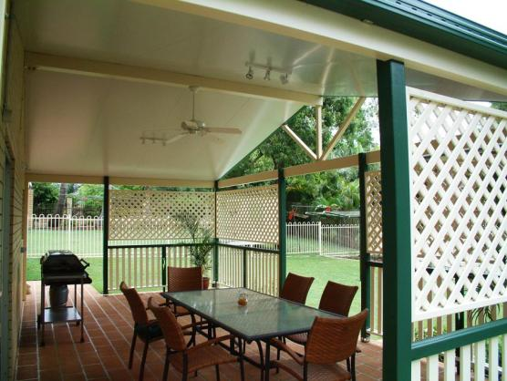 Patio Ideas by Advanced Home Improvements
