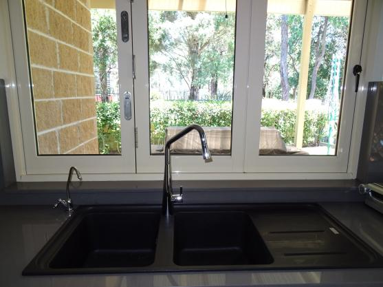Kitchen Sink Designs by Solid Built Building Services Pty Ltd
