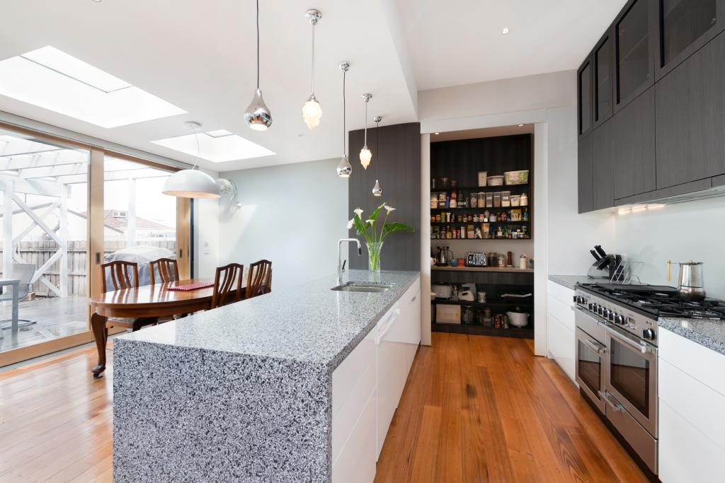 Open plan vs separate kitchen for House plans with separate kitchen