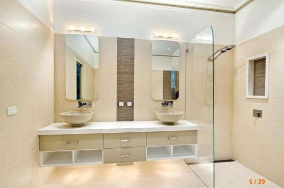 Bathroom design ideas get inspired by photos of for Modern ensuite ideas