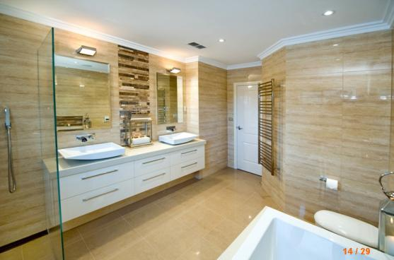 Contemporary bathroom design ideas get inspired by photos of contemporary bathrooms from Modern australian bathroom design