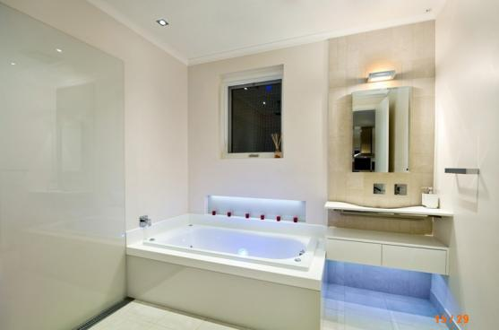 Corner Bath Ideas by Bathrooms & Kitchens by Urban