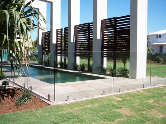 Pool Fencing Ideas by WaterArt...innovations in Glass!!